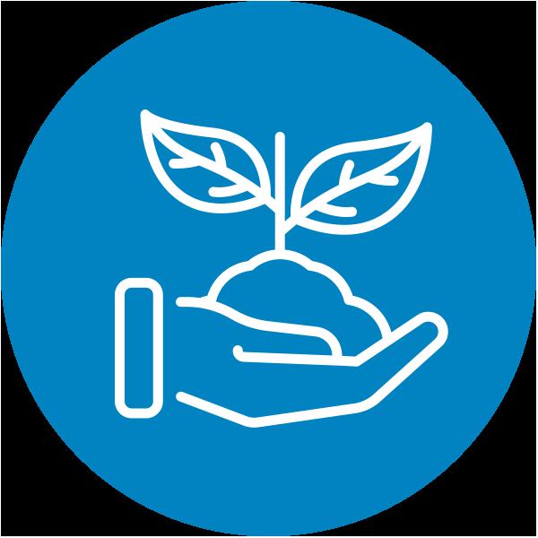 manage grow icon