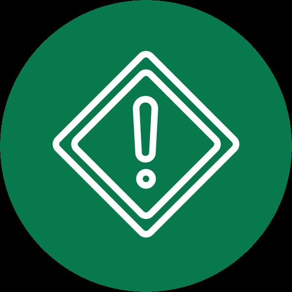 disaster preparedness icon
