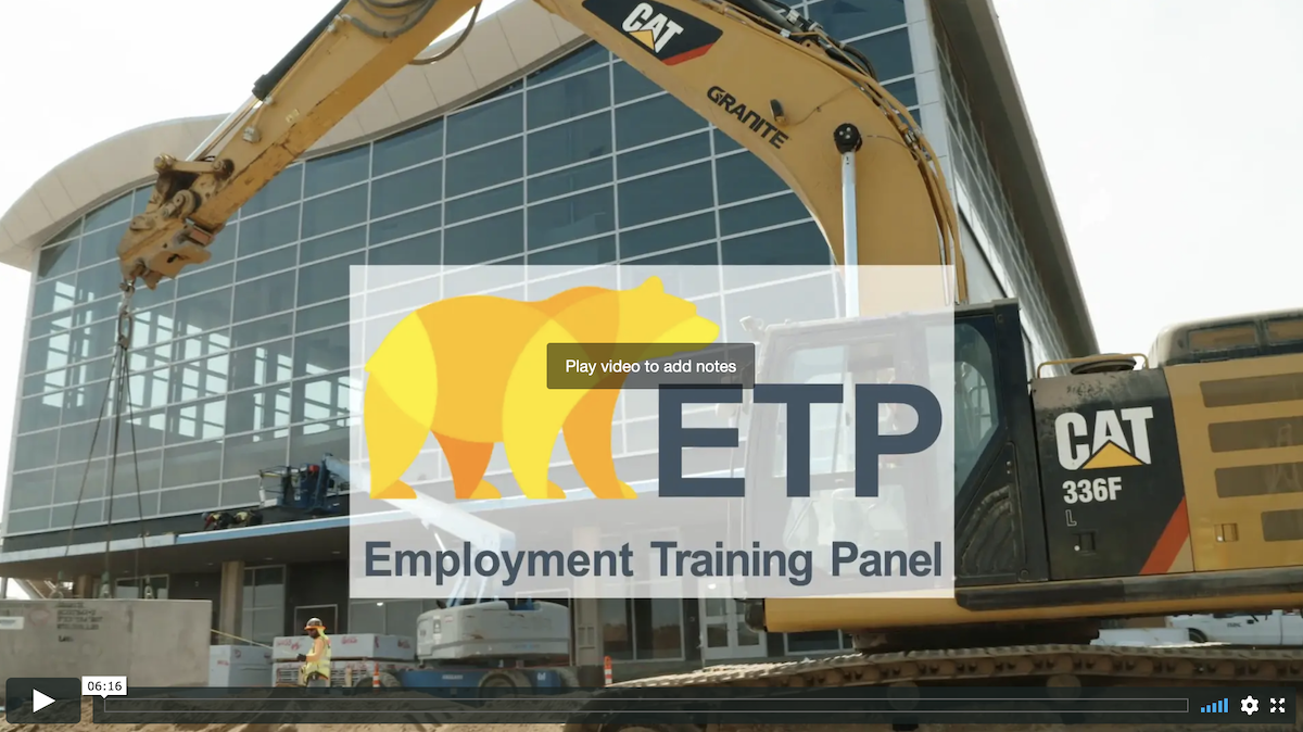 Apprenticeship Program video