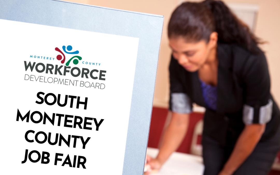 South Monterey County Job Fair: November 10, 2021